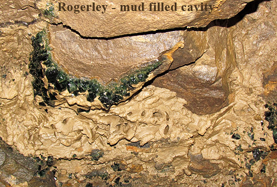 rogerley mud filled cavity