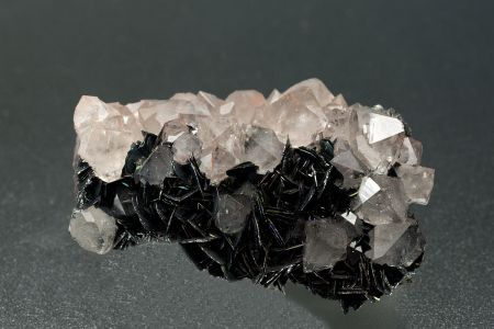 Specularite and Quartz