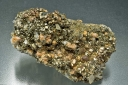 Pyrite after Pyrrhotite with Arsenopyrite