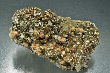 Pyrite and  Arsenopyrite