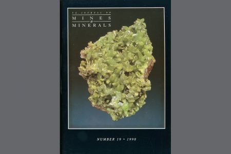 UK Journal of Mines & Minerals No. 19