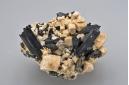 Arfvedsonite, zircon, fergusonite-(Y), Orthoclase