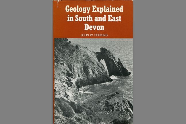 Geology explained in South and East Devon