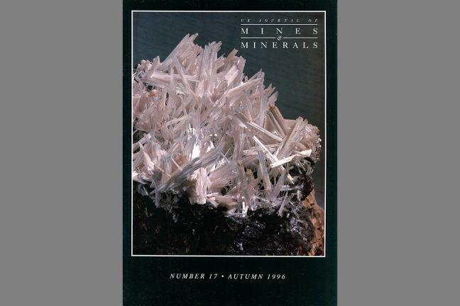 UK Journal of Mines & Minerals No. 17