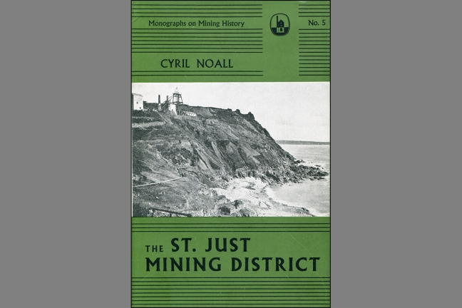 The St. Just Mining District