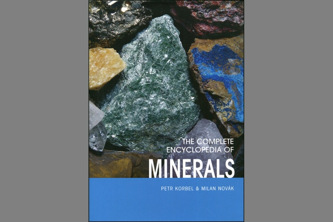 The Complete Encylopedia of MInerals