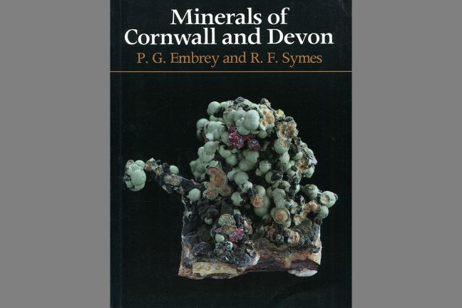 Minerals of Cornwall and Devon