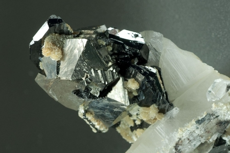 Ferberite, and Arsenopyrite