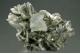 Fluorite in mica