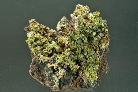 Pyromorphite & Hinsdalite