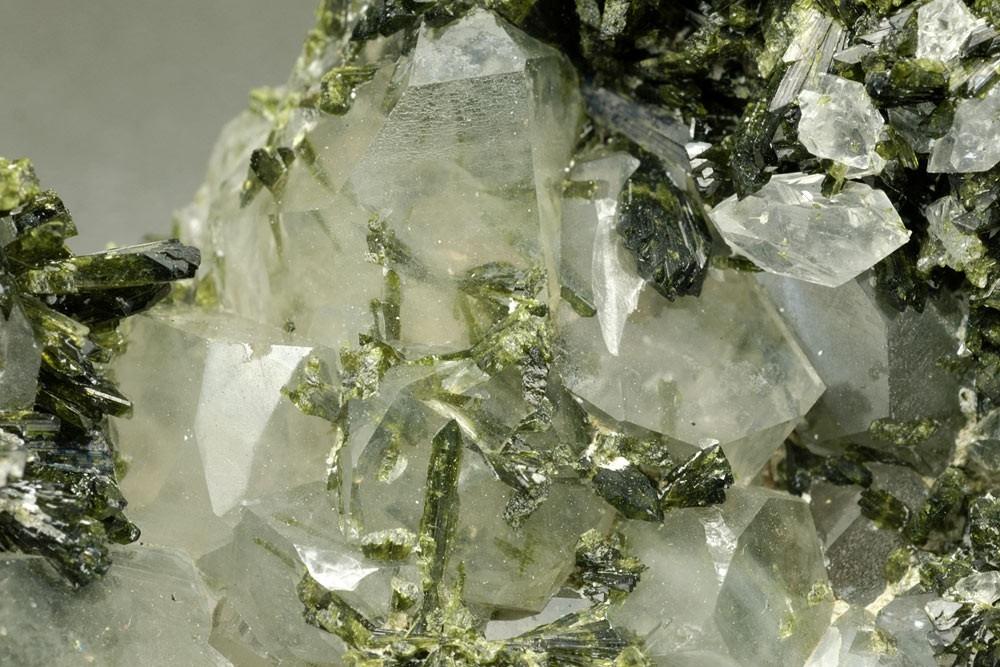 Epidote And Quartz Steetley Minerals