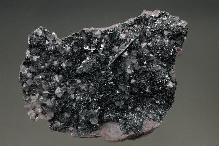 Hematite Var. Specularite & Quartz