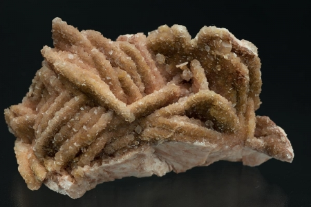 Barite and Calcite