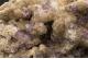 Fluorite with Hemimorphite