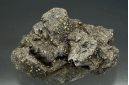 Chalcopyrite on Sphalerite