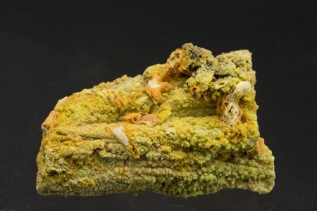 Cerussite and Pyromorphite