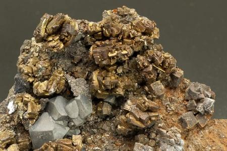 Pyrite, Marcasite & Galena