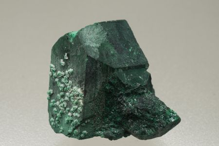 Malachite pseudomorph after Azurite