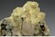 Prehnite and Calcite