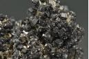 Bournonite, Pyrite & Sphalerite
