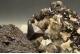 Sphalerite, Chalcopyrite & Calcite