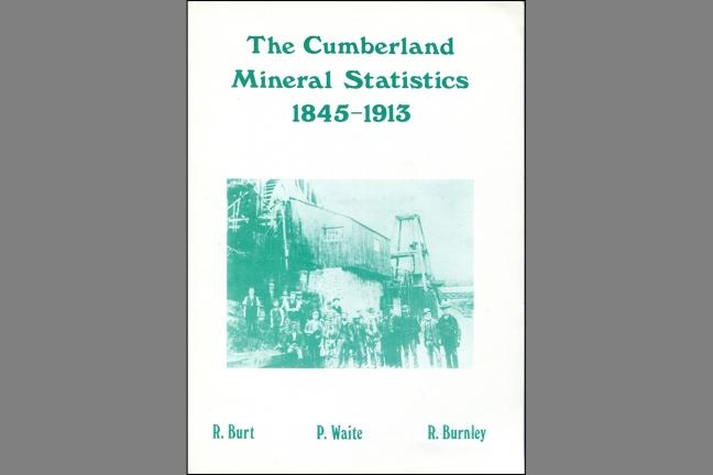 The Cumberland Mineral statistics. 1845-1913